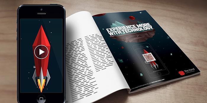 Print+ HTML 5 Adobo Print Ad