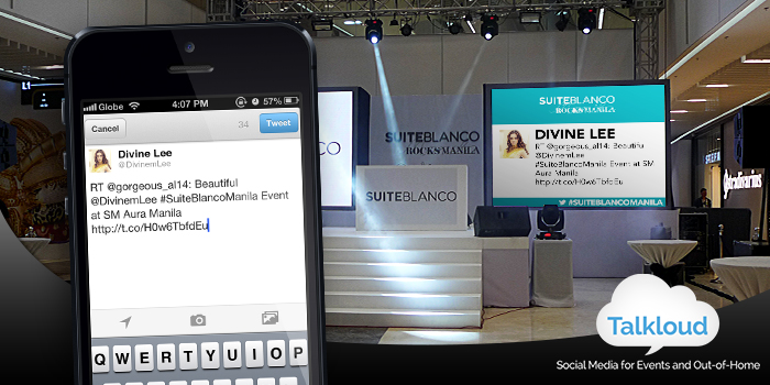 SuiteBlanco Live Tweets and Instagram Photos