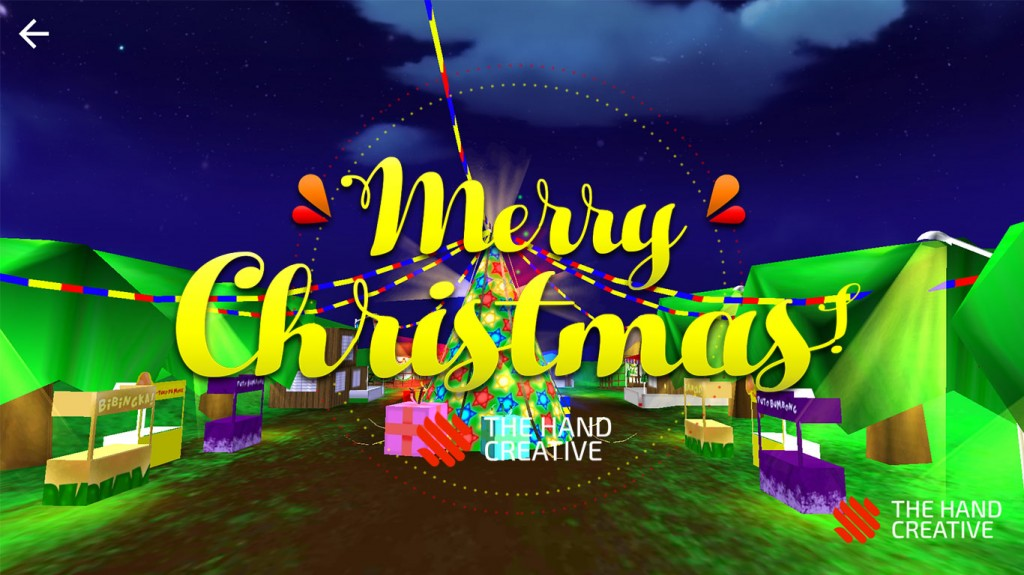 Christmas Quest VR The Hand Creative Ending
